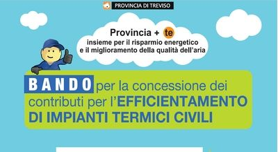 Efficientamento di impianti termici civili